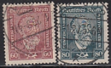 Deutsches Reich Mi.-Nr. 362/63 oo