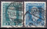 Deutsches Reich Mi.-Nr. 368/69 oo