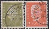 Deutsches Reich Mi.-Nr. 465/66 oo