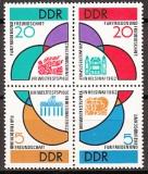 DDR Mi.-Nr. 901/04 ZD **