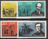 DDR Mi.-Nr. 952/55 **
