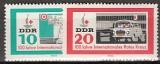 DDR Mi.-Nr. 956/57 **