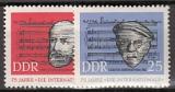 DDR Mi.-Nr. 966/67 **