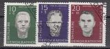 DDR Mi.-Nr. 765/67 oo