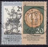 DDR Mi.-Nr. 791/92 oo