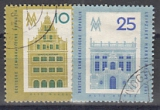 DDR Mi.-Nr. 843/44 oo