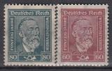 Deutsches Reich Mi.-Nr. 362/63 x **