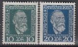 Deutsches Reich Mi.-Nr. 368/69 **