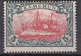 Dt. Kol. Kamerun Mi.-Nr. 25 II B *