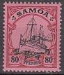 Dt. Kol. Samoa Mi.-Nr. 15 *