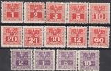 Österreich Porto Mi.-Nr. 175/88 **