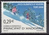 sp. Andorra-Mi.-Nr. 329 **