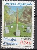 sp. Andorra-Mi.-Nr. 332 **