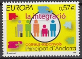 sp. Andorra-Mi.-Nr. 333 **