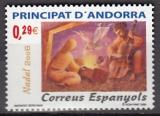 sp. Andorra-Mi.-Nr. 337 **