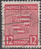 SBZ Mi.-Nr. 79 Y oo