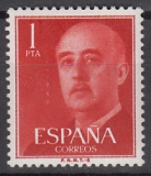 Spanien Mi.-Nr. 1050 b **