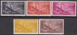Spanien Mi.-Nr. 1057/61 **