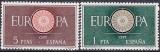 Spanien Mi.-Nr. 1189/90 **