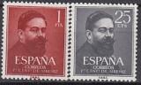 Spanien Mi.-Nr. 1215/16 **