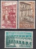 Spanien Mi.-Nr. 1217/19 **