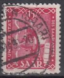 Saar Mi.-Nr. 264 oo