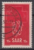 Saar Mi.-Nr. 318 oo