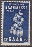 Saar Mi.-Nr. 341 oo