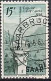 Saar Mi.-Nr. 369 oo