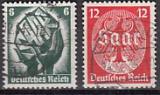 Deutsches Reich Mi.-Nr. 544/5 oo