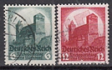 Deutsches Reich Mi.-Nr. 546/7 oo