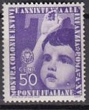 Italien Mi.-Nr. 564 **