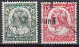 Deutsches Reich Mi.-Nr. 554/5 oo