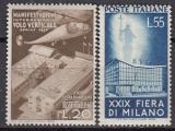Italien Mi.-Nr. 830/31 **