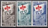 Italien Mi.-Nr. 834/36 **