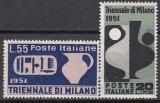 Italien Mi.-Nr. 839/40 **