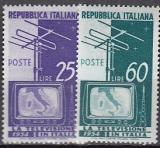 Italien Mi.-Nr. 908/9 **