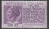 Italien Mi.-Nr. 910 **