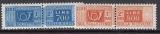 Italien Paketmarken - Mi.-Nr. 102/03 **