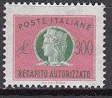 Italien - Gebührenmarken Brief - Mi.-Nr. 16 **