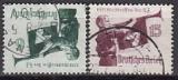 Deutsches Reich Mi.-Nr. 584/5 y oo