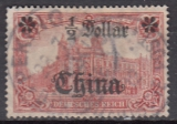 Dt. Kol. China Mi.-Nr. 44 I A I oo