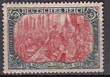 Deutsches Reich Mi.-Nr. 97 B II **