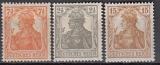 Deutsches Reich Mi.-Nr. 98/100 **