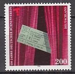 Bund Mi.-Nr. 1857 **