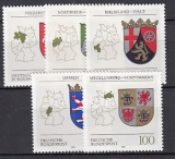 Bund Mi.-Nr. 1660/4 **