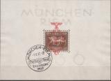 Deutsches Reich Mi.-Nr. Block 10 SST Das braune Band