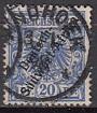 Dt. Kol. Südwestafrika Mi.-Nr. 4 oo