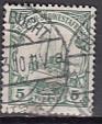 Dt. Kol. Südwestafrika Mi.-Nr. 25 oo