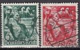 Deutsches Reich Mi.-Nr. 660/61 oo